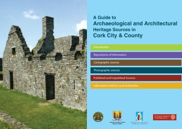 Guide to Archaeological and Architectural Heritage Sources in