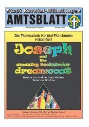 amtsblatt korntal-münchingen 3 - Stadt Korntal-Münchingen
