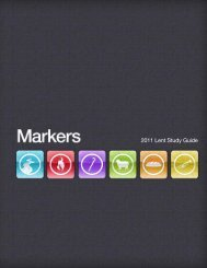 2011 Lent Study Guide - University Presbyterian Church
