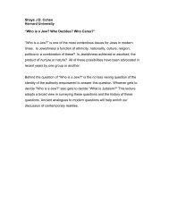 2012 Presenter Abstracts - Creighton University