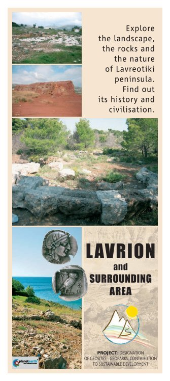 lavrion - Welcome to the Greek Geological Institute Web page - igme ...