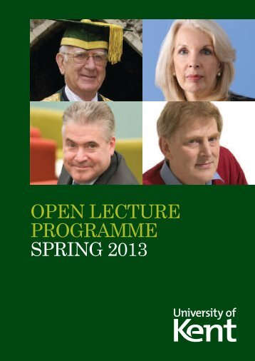 download the pdf - University of Kent