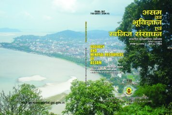Report - Assam: State Geology and Mineral Maps - India Water Portal