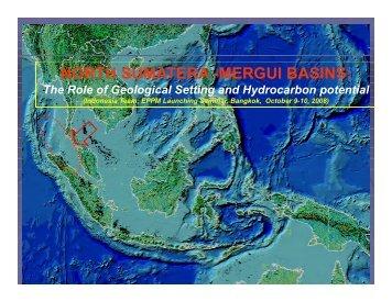 Indonesia - CCOP