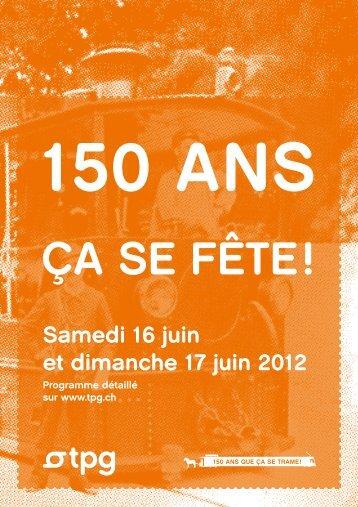 150-tram - Reve de Gosse