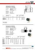 22 Topfmagnete / Greiferstäbe 22 Aimants pot ... - Maurer Magnetic AG - Page 4