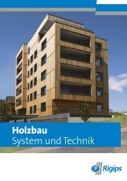 Holzbau System und Technik - Rigips