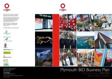 Plymouth BID Business Plan - Plymouth City Council