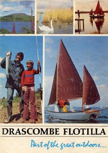 Drascombe Flotilla Brochure