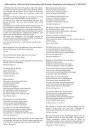Selbstverwirklichung, Gedichte - Zitate