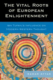 Ibn Tufayl's Influence on Modern Western Thought