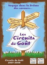 Circuits du Goût