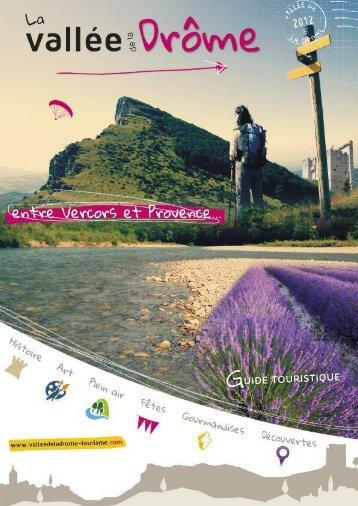 Guide Touristique - Office de tourisme de Livron