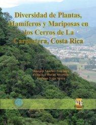 Diversidad de Plantas, Mamíferos y Mariposas en los - Epidendra