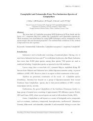 Calophyllum - HerbalNet Digital Repository