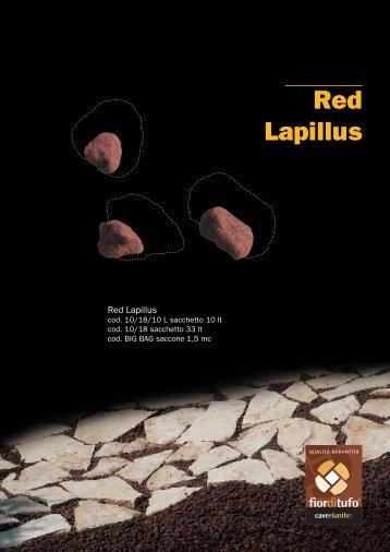 PDF Technical sheet Red Lapillus - Cave Riunite S.c.a.r.l.