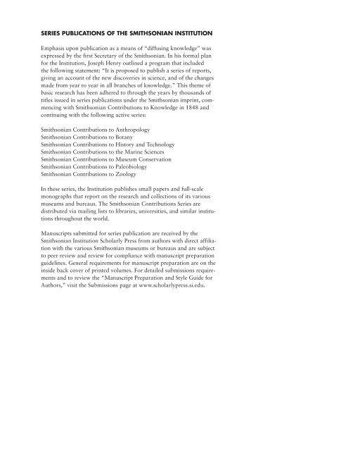 A Chronology of Middle Missouri Plains Village Sites - CABI