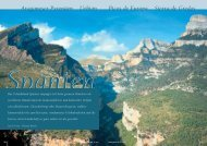Aragoneser Pyrenäen Urbión Picos de Europa Sierra de Gredos