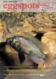 Eggspots Elsewhere - Welt der Fische / World of Fishes