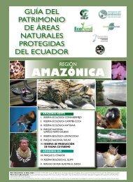 Guía de la Reserva Faunística Cuyabeno - Ministerio del Ambiente