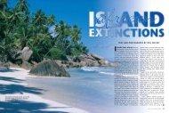 African island extinctions