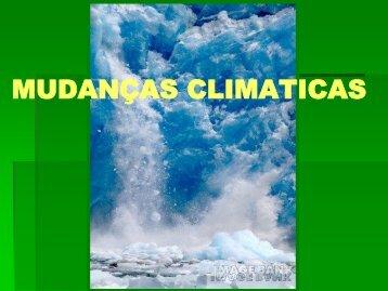 Mudanças Climáticas - LABOGEF
