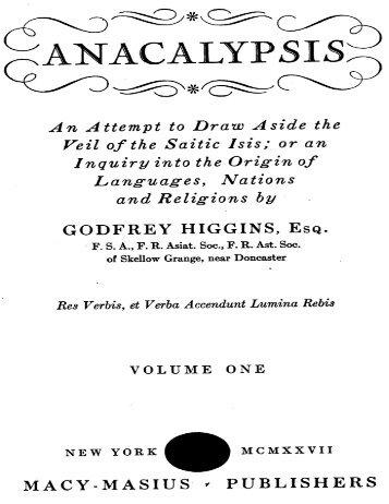 B0003 Anacalypsis G Higgins Baal Vol 1.pdf - Biblical Lifestyle Home