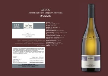 GRECO DANNIO - nozero.com