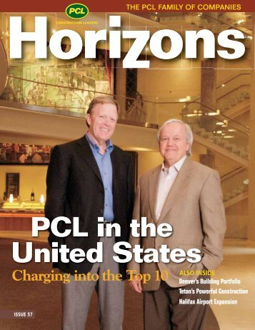 ISSUE 57 - PCL.com