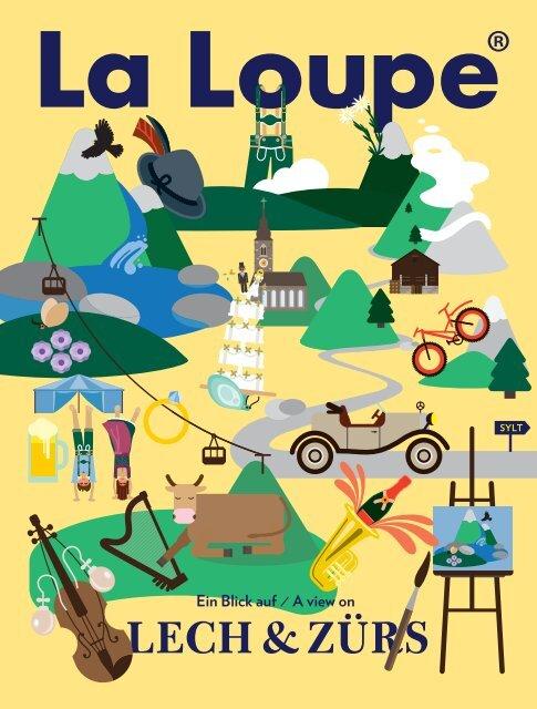 LA LOUPE Lech Zürs No. 4 - Summer Edition