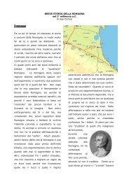 BREVE STORIA DELLA ROMAGNA nel I° millennio a.C. di ... - Alateus