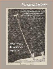 Pictorial Blake - John Windle