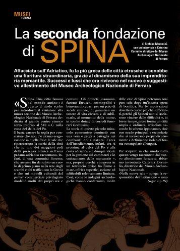 La Seconda fondazione di Spina - Museo Archeologico Nazionale ...