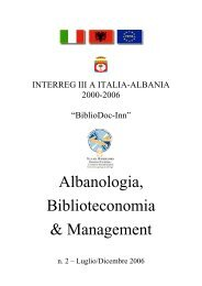 BiblioDoc - Biblioteca del Consiglio Regionale della Puglia