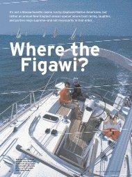 Figawi - Sailing Charters, Newport, Rhode Island