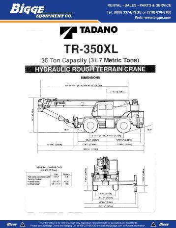 50 ton crane load chart pdf