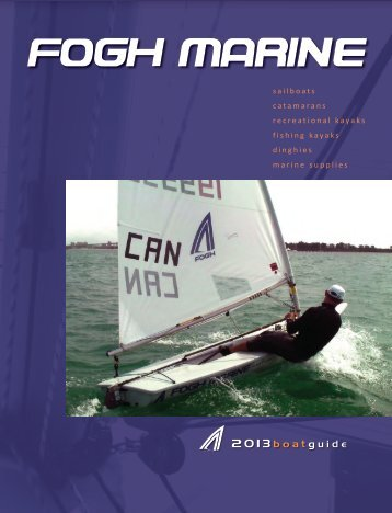 Fogh Marine Boat Guide 2013