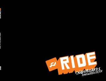 Collection - Ride Snowboards
