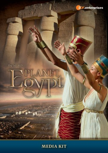 Download Media Kit as PDF - Planet Egypt - ZDF Enterprises