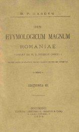 ROMANIAE
