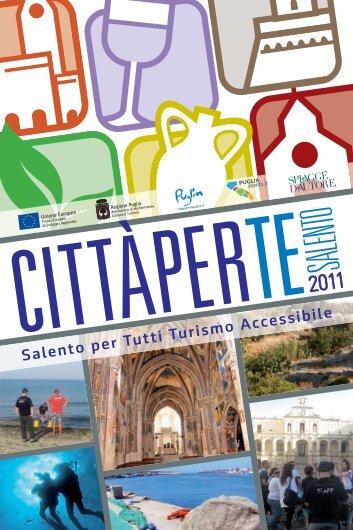 Salento per Tutti Turismo Accessibile - Puglia