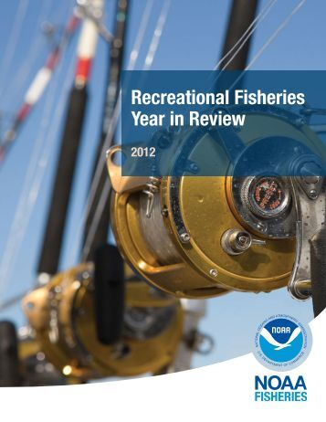 Recreational Fisheries Year in Review