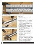 Shutter Jig Instructions - Rockler.com - Page 6