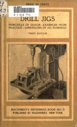 Drill Jigs Principles of Design Machinery ... - Evenfall Studios