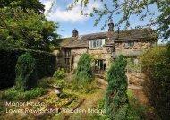 Manor House Lower Rawtonstall, Hebden Bridge - Ryburne & Co