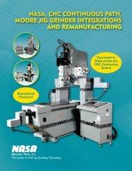 nasa, cnc continuous path, moore jig grinder integrations and ...