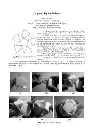 Origami Jig for Pleiades - nifty