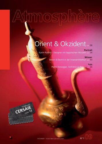 Orient & Okzident - Richner