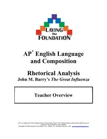 analysis essay ap english language