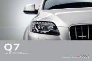 Audi Q7 | Q7 V12 TDI quattro